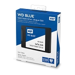 WD - Blue PC SSD 250GB Internal SATA Solid State Drive for Laptops Model:WDBNCE2500PNC-WRSN