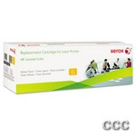 XEROX COMP HP LJ CM4540 - 646A SD YELLOW TONER, 6R3007