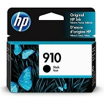 HP 910 | Ink Cartridge | Black | 3YL61AN