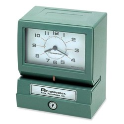 ACRO 150RR4 TIME CLOCK - MNTH,DATE,0-23HR/DEC HND, 150RR4