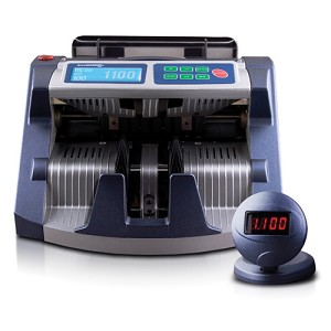 ACCUBANK AB1100PL BASIC - COMMERCIAL BILL COUNTER, AB1100