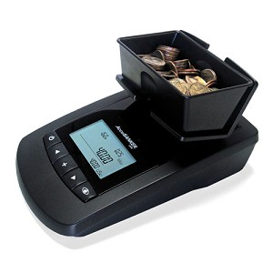 ACCUBANK MS10 TILL - COUNTER/MONEY SCALE, MS10