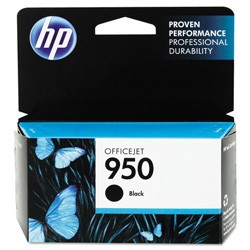 HP OFFICEJET PRO 8600 - #950 SD BLACK INK, CN049AN