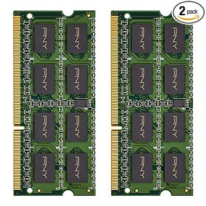 PNY Performance 16GB Kit DDR3 1600MHz CL11 1.35V Notebook